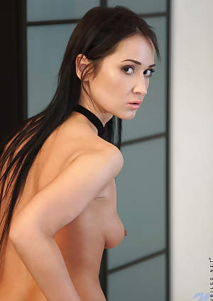 Nubiles - Lingerie Lover featuring Angie Moon. (Photos)