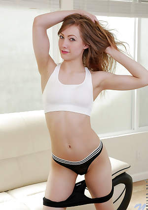 Nubiles - Tight And Fit featuring Emma Scarlett. (Photos)